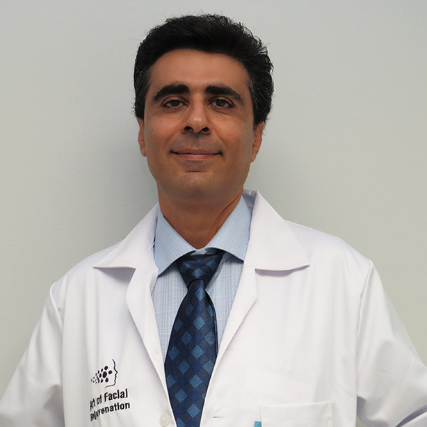 Abbasali Amoukarami - Aesthetic Specialist, RAC, RMT, Domp, MD<br/>Director of Canadian Rehab Health Wellness & Beauty