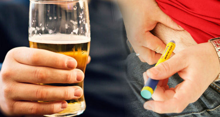 Alcohol In Diabetes