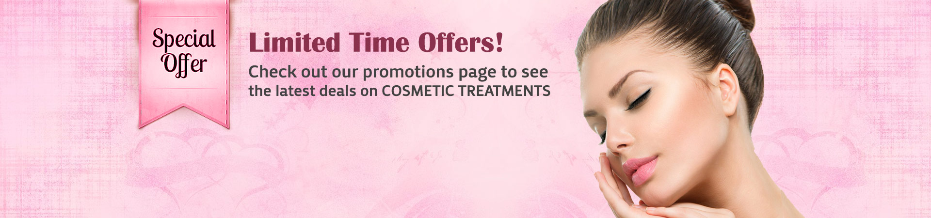 art of facial rejuvenation cosmetic promotions