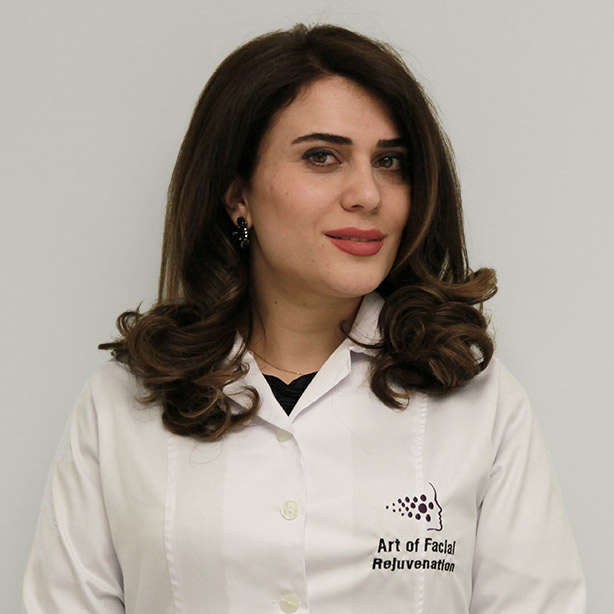 Beheshteh Moayer Toroghi - International Medical Aesthetician