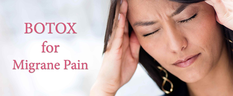 Botox injections for the purpose of alleviating migraine pain botox for migrane pain treatment solutioingenieria Image collections