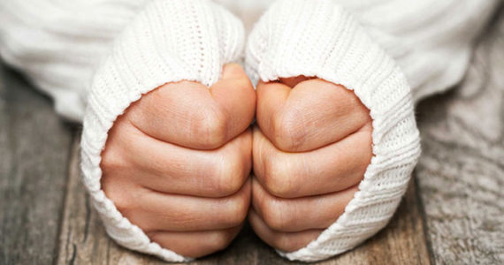 cold hands and feet solutions