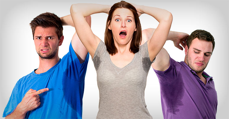 excessive sweating causes and treatments