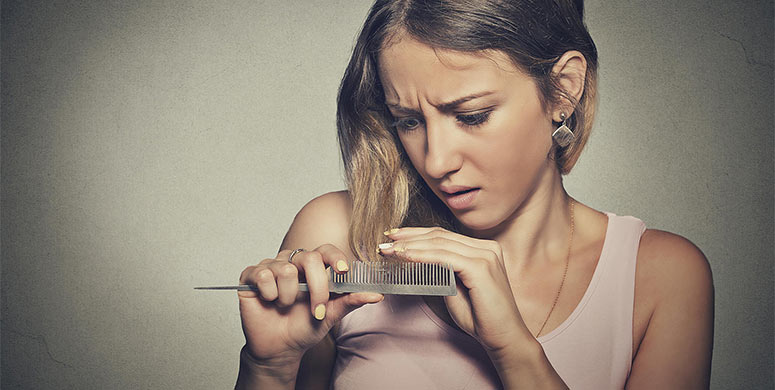 fight thinning hair