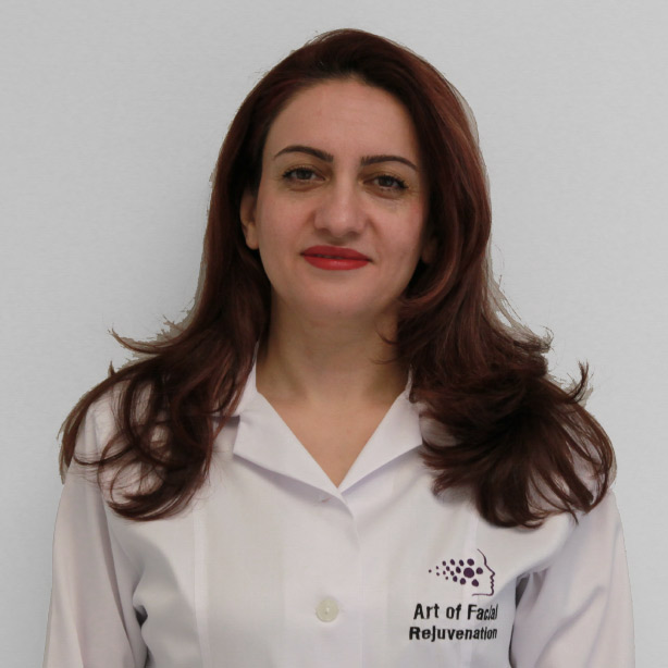 Ghaher Ziaeirizi - International Medical Aesthetician