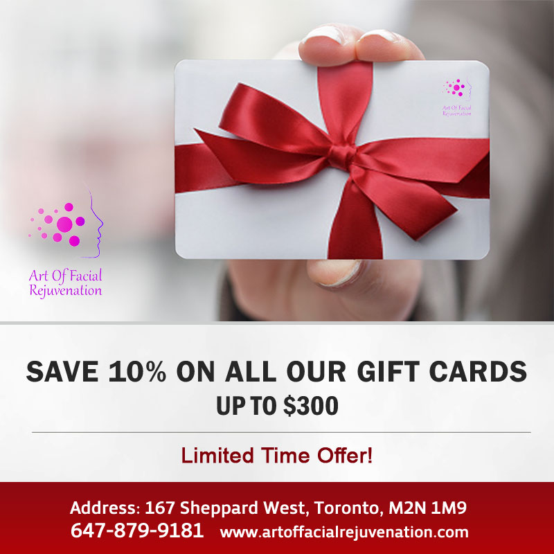 Gif Card Promotion 2018 Limited Time Offer