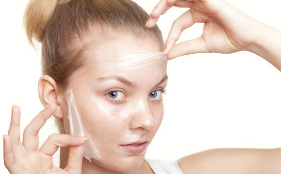 Salicylic Acid Facial Peel