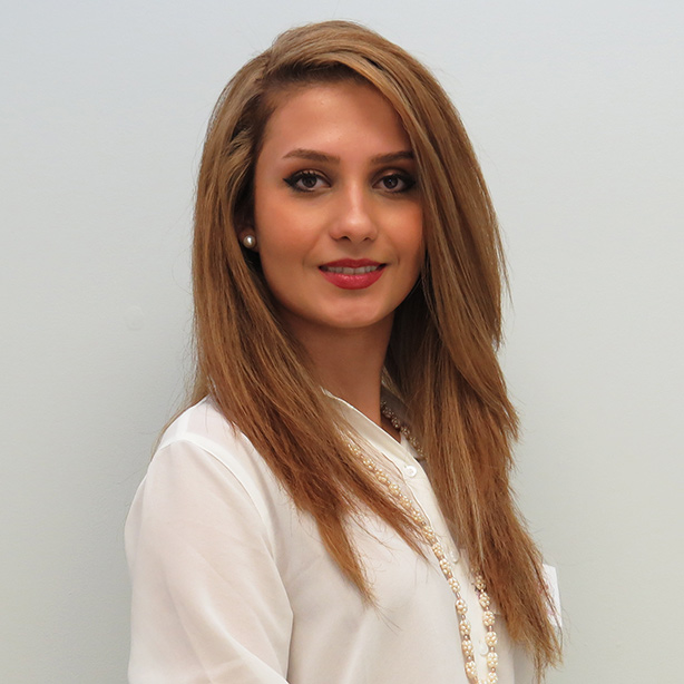 Tara Nejad - Office Admin
