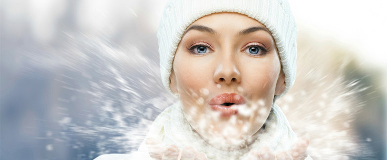 winter skin protection