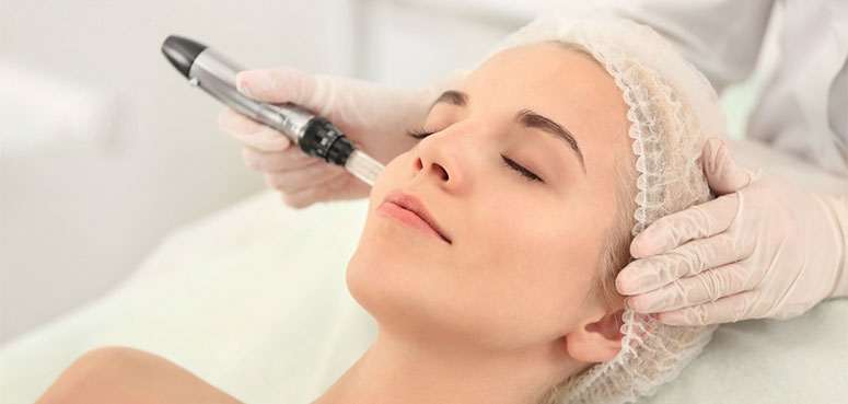 all about microneedling and benefits