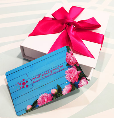 Art Of Facial Rejuvenation Gift Card