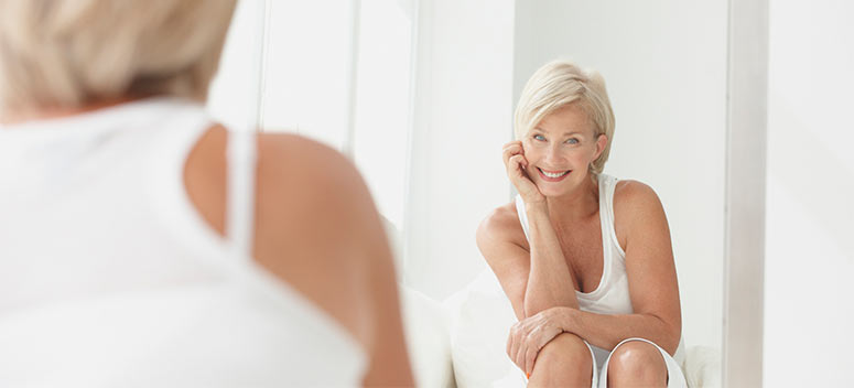 old age skin care tips