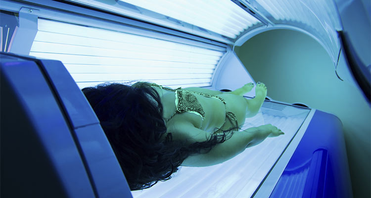 Tanning Death Beds